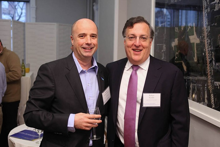 Andreas Dracopoulos, Robert Kasdin - Source: Michael Dames