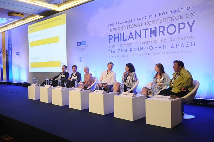 Panel on Global Initiatives to Address Youth Unemployment - Source: Marilena Katsini