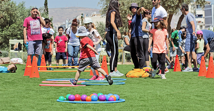 Family Games | Saturday 20/5 Source: SNFCC