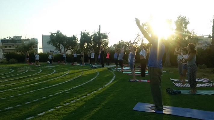 Yoga in the Park | Monday 14/8  - Source: SNFCC