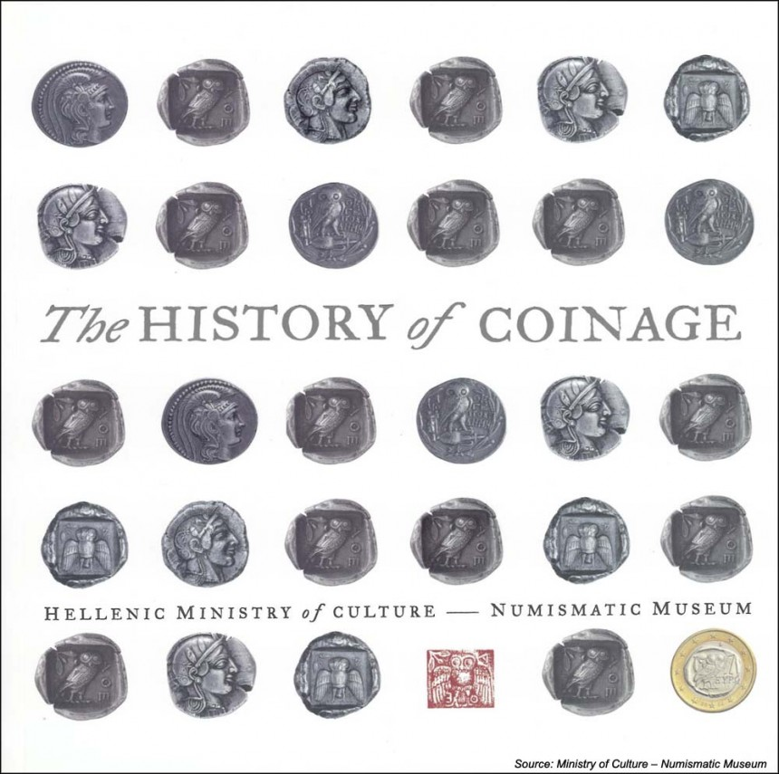 The new catalogue ´The History of Coinage´