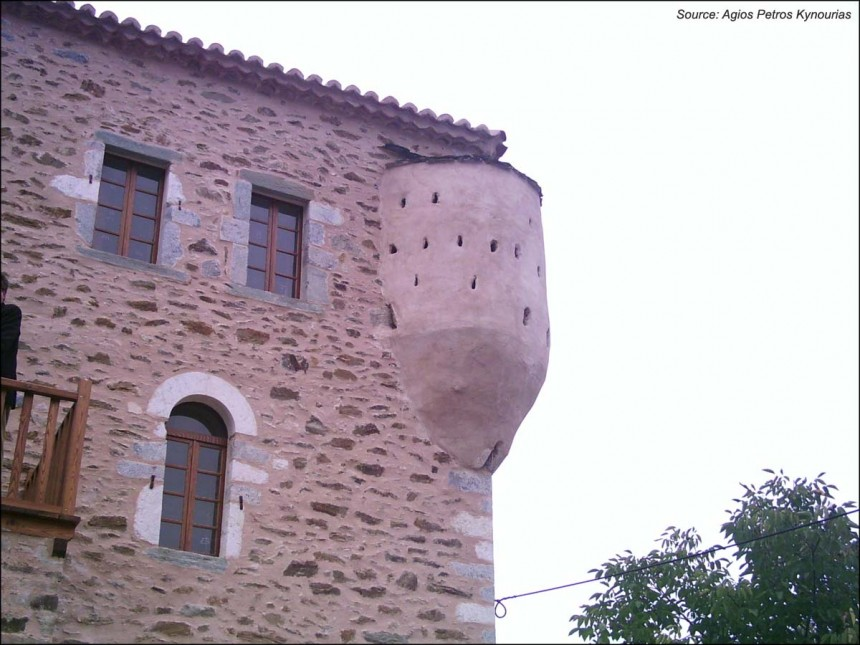 The Trikalitis Tower after the restoration