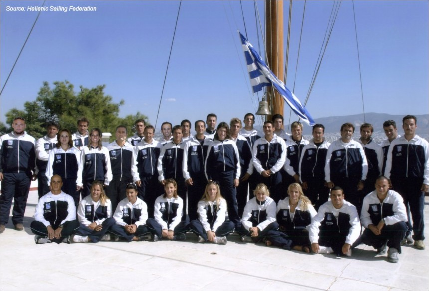 The Hellenic Sailing Team