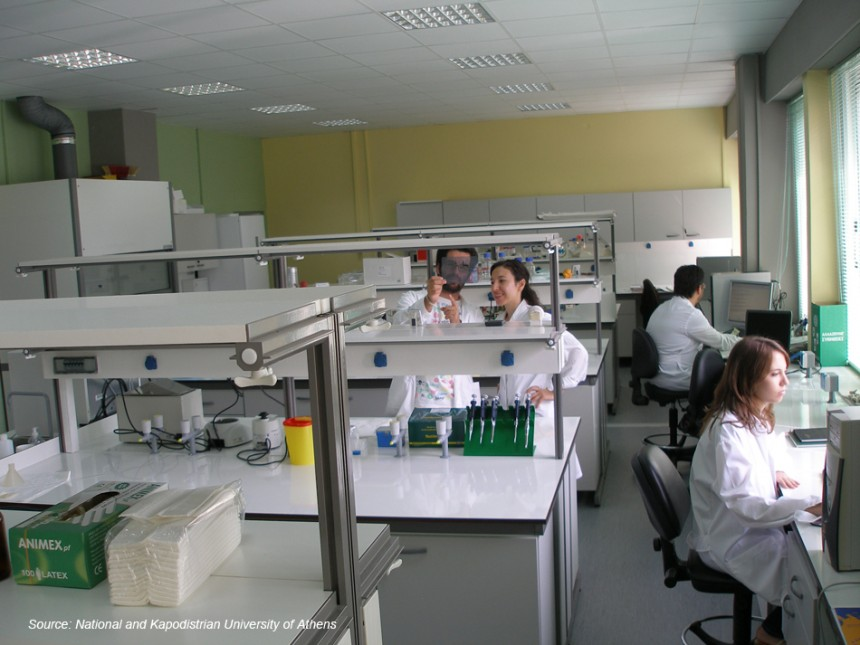 Department of Biological Chemistry – Medical School – National and Kapodistrian University of Athens