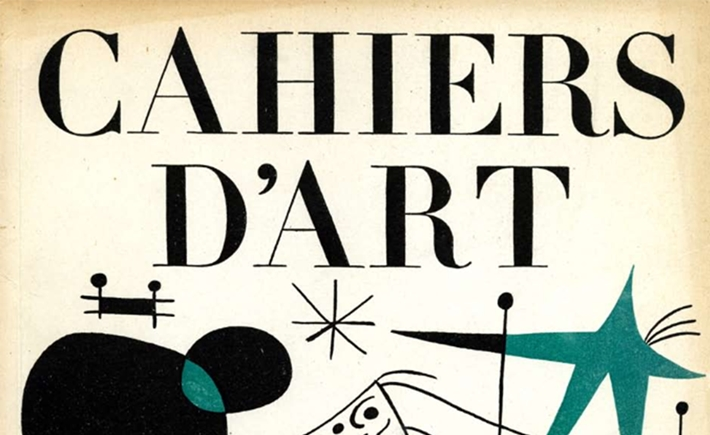 Source: Juan Miró © Adagp, Paris/ Courtesy of Cahiers d'Art
