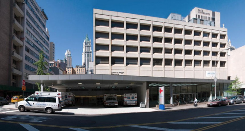 new york downtown hospital renovations stavros