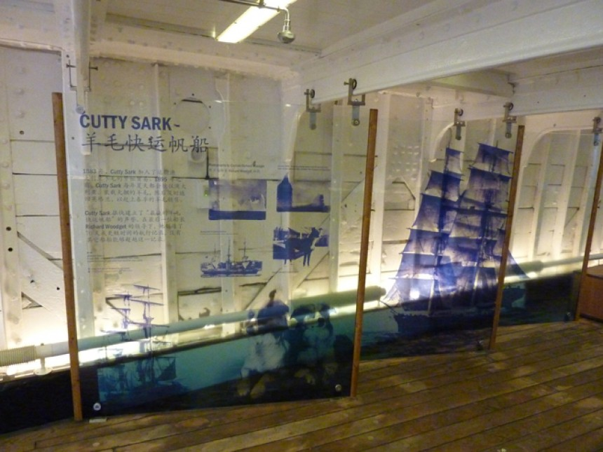 Source: The Cutty Sark Trust