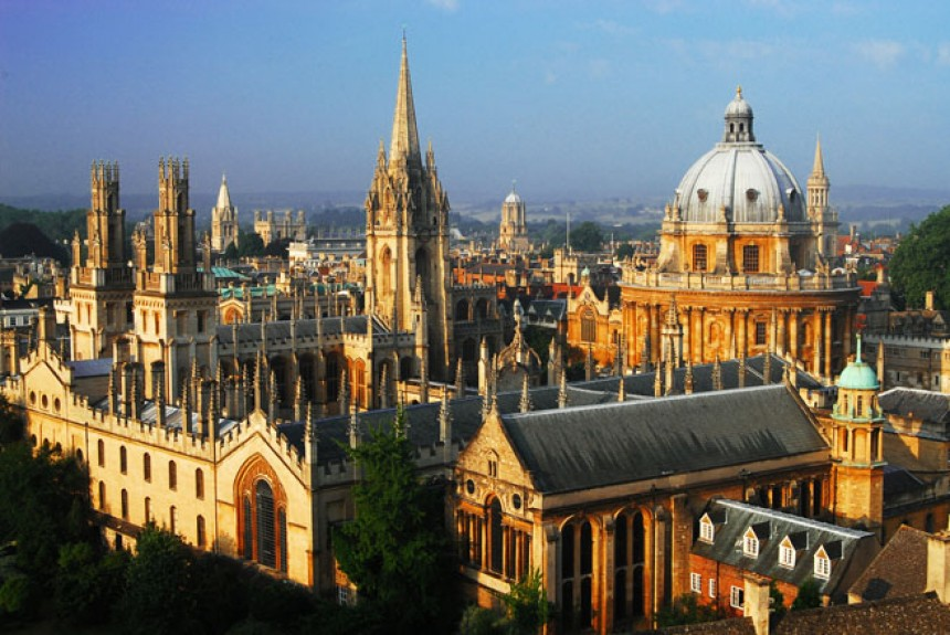 Πηγή: University of Oxford