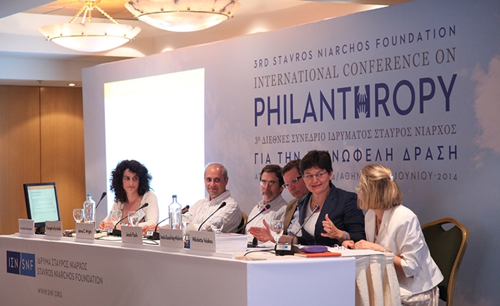 Presentation of the SNF pilot program on the promotion of cultural tourism - Source: Marilena Katsini