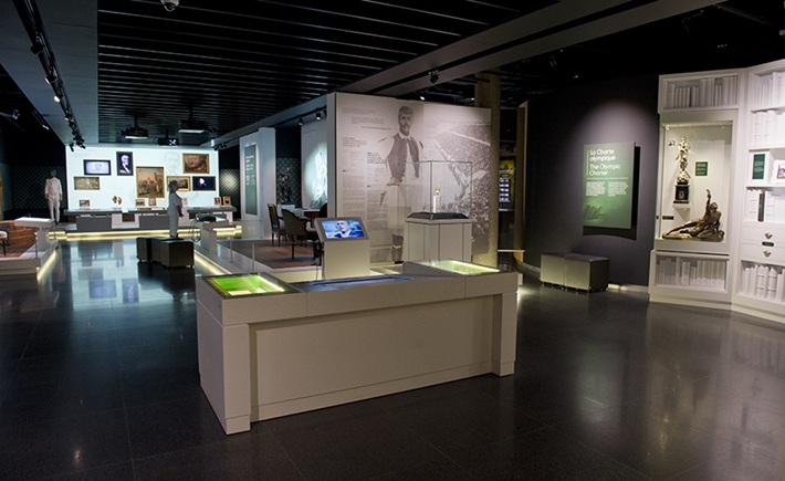 Source: Lausanne Olympic Museum