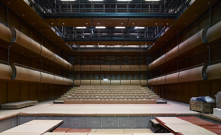 Greek National Opera. The Alternative Stage / Source: Yiorgis Yerolymbos
