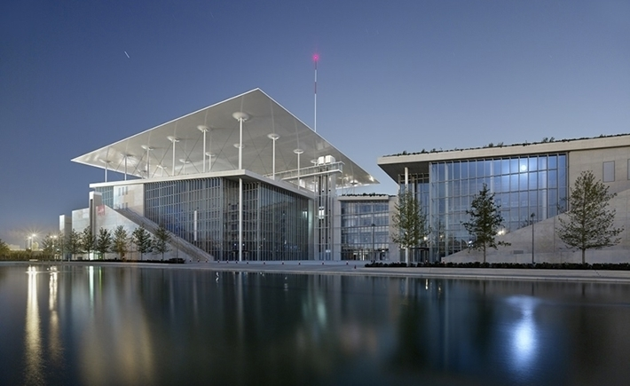 The SNFCC on the French television network France 5