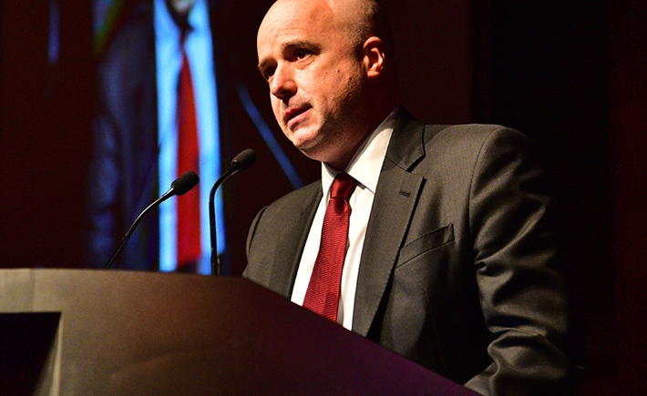 Andreas Dracopoulos, Co-President, SNF