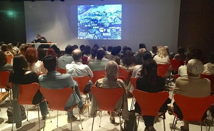 Lecture: Natural Landscape in Modern and Contemporary Art | Monday 8/5 - Source: Stavros Niarchos Foundation Cultural Center (SNFCC)