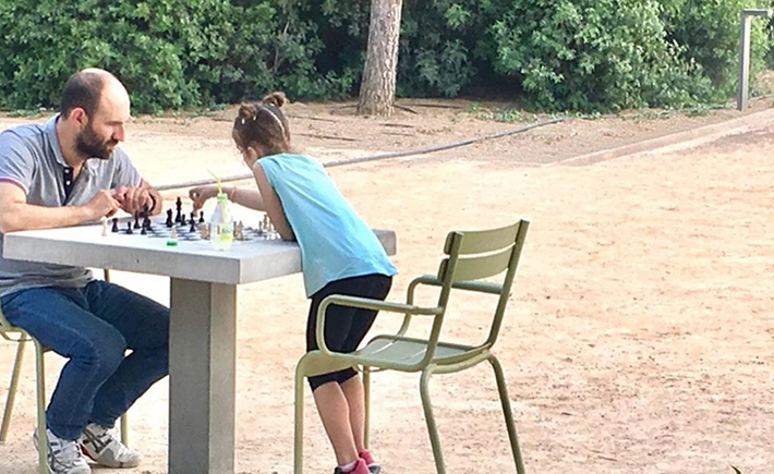 Chess Games | Sunday 14/5 -Source: Stavros Niarchos Foundation Cultural Center (SNFCC)