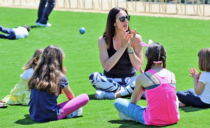 oga for Children | Saturday 20/5 Source: SNFCC