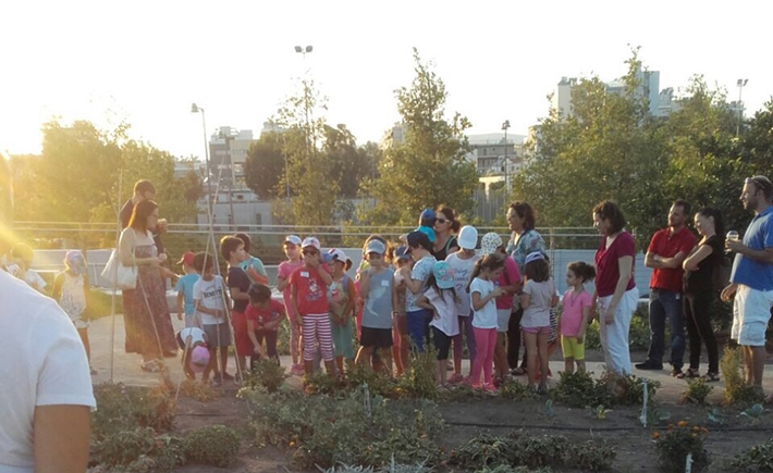 The Park's Little Gardeners | Wednesday 16/8 - Source: SNFCC